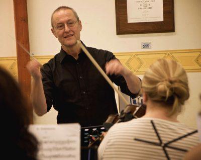 Andy Jackson, Artistic Director